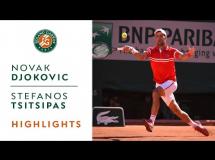 Novak Djoković 3:2 Stefanos Tsitsipas