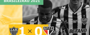 Atletico Mineiro 1:0 Sao Paulo