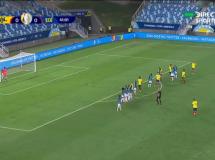 Kolumbia 1:0 Ekwador