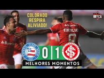 Bahia 0:1 Internacional