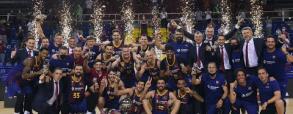 Barcelona Lassa 92:73 Real Madryt