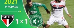 Sao Paulo 1:1 Chapecoense