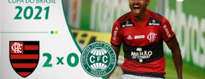 Flamengo 2:0 Coritiba