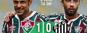 Fluminense 1:0 Santos