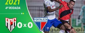 Atletico Goianiense 0:0 Fortaleza