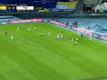Peru 0:4 Brazylia