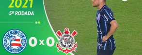Bahia 0:0 Corinthians
