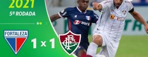 Fortaleza 2:1 Fluminense
