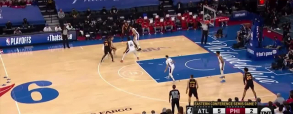 Philadelphia 76ers 96:103 Atlanta Hawks