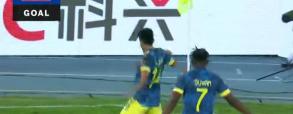 Brazylia 2:1 Kolumbia