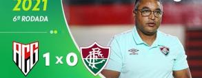 Atletico Goianiense 2:2 Fluminense
