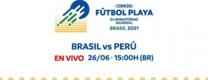 Brazylia 1:0 Peru