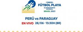 Peru 3:3 (4:3) Paragwaj