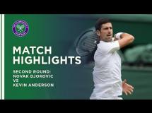 Novak Djoković - Kevin Anderson