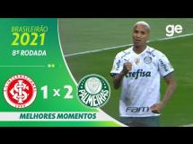 Internacional 3:4 Palmeiras