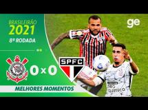 Corinthians 0:0 Sao Paulo