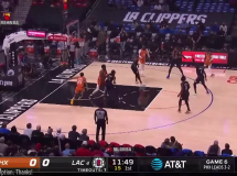 Los Angeles Clippers 13:3 Phoenix Suns