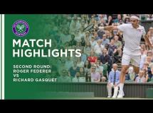 Roger Federer - Richard Gasquet