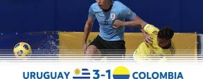 Urugwaj 2:4 Kolumbia