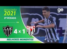 Atletico Mineiro 4:1 Atletico Goianiense