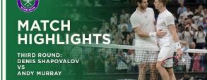 Andy Murray - Denis Shapovalov