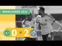 Chapecoense 0:2 Bahia