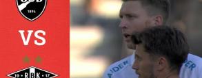 Odd 2:2 Rosenborg