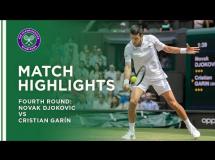 Novak Djoković - Cristian Garin