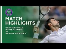 Novak Djoković - Marton Fucsovics