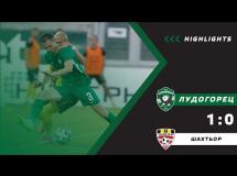 Ludogorets 1:0 Szachcior Soligorsk