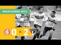 Internacional 0:2 Sao Paulo