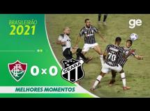 Fluminense 0:0 Ceara