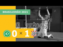 Chapecoense 0:1 Corinthians