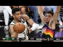 Phoenix Suns 118:108 Milwaukee Bucks