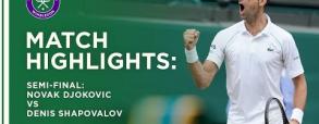 Novak Djoković - Denis Shapovalov