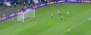 Brazylia 0:1 Argentyna