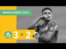 Palmeiras 3:2 Santos