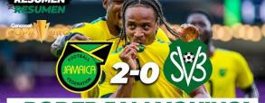 Jamajka 2:0 Surinam