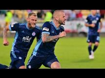 Shamrock Rovers 2:1 Slovan Bratysława