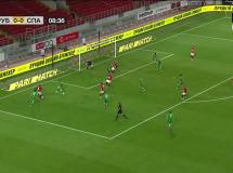 Rubin Kazan 0:4 Spartak Moskwa
