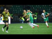 Kajrat Almaty 2:0 Maccabi Haifa