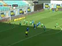 Rubin Kazan 1:3 FC Sochi