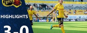 Elfsborg 3:0 Östersunds FK