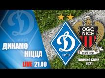 Nice - Dynamo Kijów