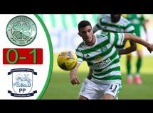 Celtic 0:2 Preston North End