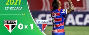 Sao Paulo 0:1 Fortaleza