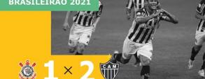 Corinthians 0:1 Atletico Mineiro