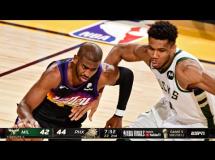 Phoenix Suns 119:123 Milwaukee Bucks