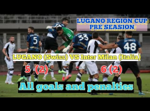 Lugano - Inter Mediolan