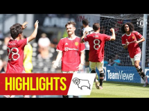 Derby County 1:2 Manchester United